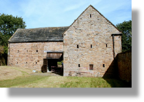 Dronfield Hall Barn